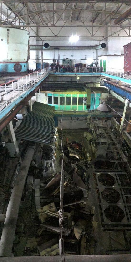 Проект ТОВ «Тимашевский цукровий завод» від САХАВТОМАТ Харків, Україна