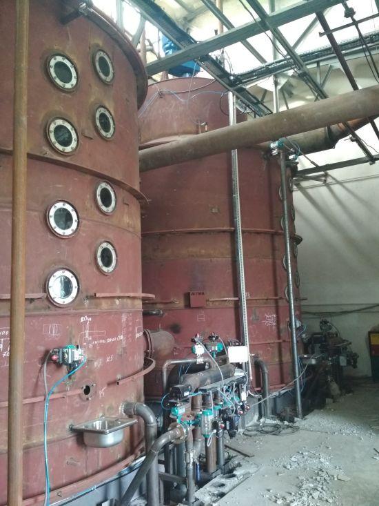 Проект ОДО «Новоіванівський сахарний завод» від САХАВТОМАТ Харків, Україна
